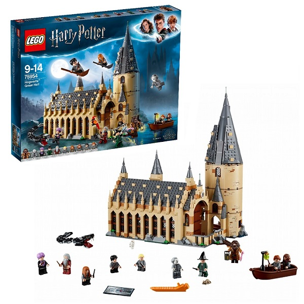 Lego Harry Potter (Лего Гарри Поттер)