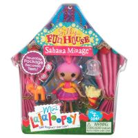 Lalaloopsy Mini Кукла Лалалупси мини Маскарад Sahara Mirage