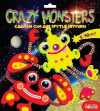 Дрофа-Медиа 3385 Сделай сам Crazy monsters