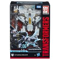 Hasbro E0774 Transformers 6 Movie Трансформер Старскример, 26 см