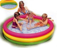 "Intex 57422 Бассейн надувной ""Sunset Glow Pool"" 147х33 см"