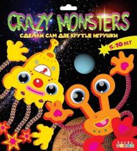 Дрофа-Медиа 3386 Сделай сам Crazy monsters