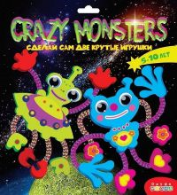 Дрофа-Медиа 3387 Сделай сам Crazy monsters