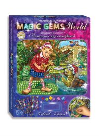 Лапландия 57438 Мозаика Magic Gems Буратино