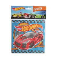 "Салфетки ""Hot Wheels"", 12 штук"