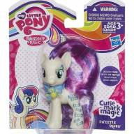 "My Little Pony Серия ""Cutie Mark Magic"" Пони Sweetie Drops с волшебным знаком (B0389) - B0389-B0384-sweetie-drops-pack.jpg"