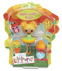 Lalaloopsy Mini 513940 Кукла Лалалупси Мини Цветочки, Одуванчик