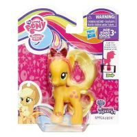"My Little Pony B4815 Серия ""Explore Equestria"" Пони Applejack с ободком"