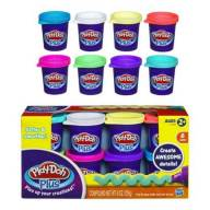 Play-Doh Plus A1206 Набор пластилина из 8 банок - Play-Doh_Plus_A1206.jpg