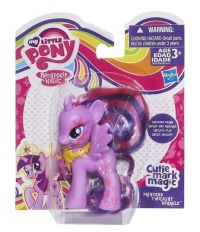 "My Little Pony Серия ""Cutie Mark Magic"" Пони Princess Twilight Sparkle с волшебным знаком (B0387)"