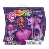 My Little Pony A8743 Пони с сердечком Princess Twilight Sparkle & Sunset Breezie
