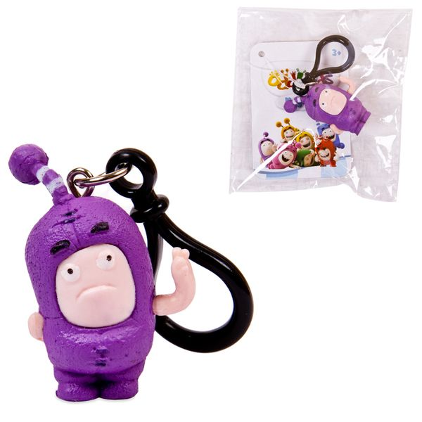 RP2 Global Limited AK3001J Фигурка Oddbods на брелоке 3 см, JEFF