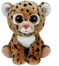 TY 90231 Beanie Boo's Мягкая игрушка Леопард Freckles, 25 см