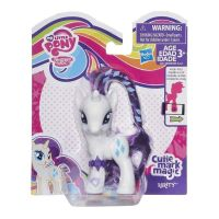 "My Little Pony Серия ""Ribbon Hair"" Пони Rarity с браслетом (B2148)"