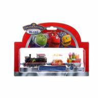 Die-Cast Chuggington LC54076 Паровозик Старина Пит с двумя вагончиками сладостей - LC54076_packgc.jpg