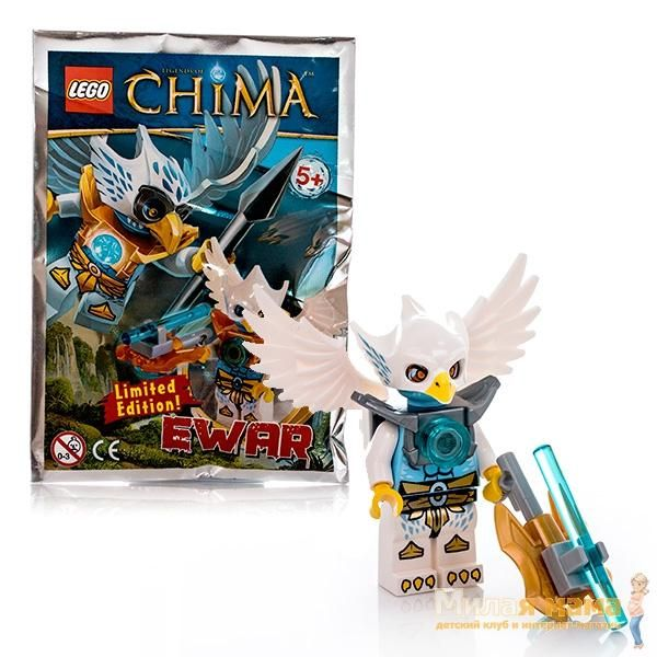Lego Legends Of Chima 391301 Лего Легенды Чимы Эвар