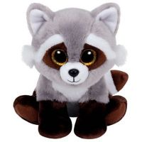 TY 42117 Beanie Boo's Мягкая игрушка Енот Bandit,15 см