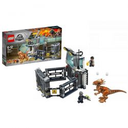 Lego Jurassic World 75927 Конструктор Лего Мир Юрского Периода Побег стигимолоха из лаборатории, 222 детали