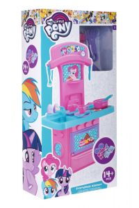 Halsall Toys International (HTI) 1684068.00 Кухня My Little Pony (мини)