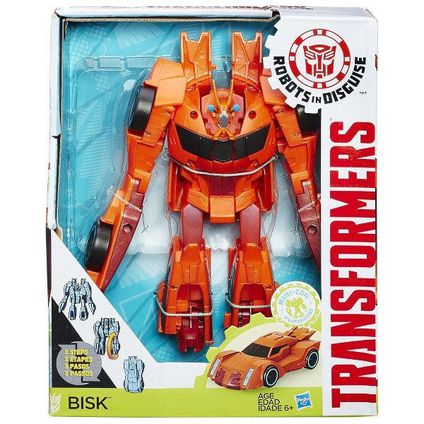 Hasbro B7045 Трансформеры Robots in Disguise, Bisk