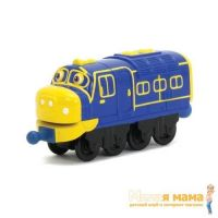 Die-Cast Chuggington LC54003 Паровозик Брюстер