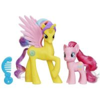 My Little Pony A9883 Набор Принцессы Gold Lily and Pinkie Pie