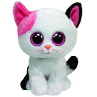TY 36986 Beanie Boo's Мягкая игрушка Котенок Muffin, 25 см