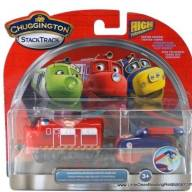 Die-Cast Chuggington LC54123 Паровозик Уилсон-патруль с прицепом (кран) - LC54123_pack.jpg