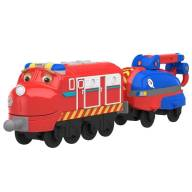 Die-Cast Chuggington LC54123 Паровозик Уилсон-патруль с прицепом (кран) - LC54123_wilson.jpg