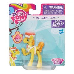 Hasbro B5387 My Little Pony Мини-пони Mr. Carrot Cake