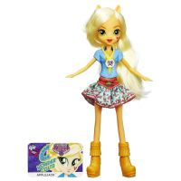 Hasbro B2018 Equestria Girls School Spirit Кукла AppleJack