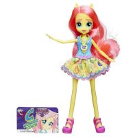 Hasbro B2017 Equestria Girls School Spirit Кукла Fluttershy