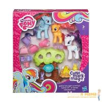 My Little Pony B3715 Май Литл Пони Путешествие в кемпинг