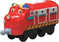 StackTrack Chuggington PLC54117 Паровозик Уилсон-патруль