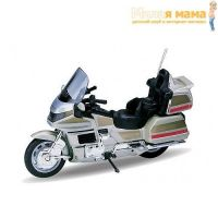 Welly 12148 Модель мотоцикла Honda Gold Wing, 1:18