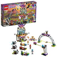 LEGO 41352-L Конструктор LEGO FRIENDS Большая гонка