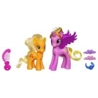 My Little Pony Набор Принцессы Cadance & Applejack