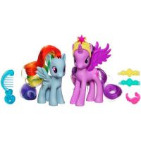 My Little Pony Набор Принцессы Twilight Sparkle & Rainbow Dash