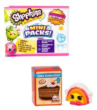 Moose 56868 Shopkins S10 Мини-упаковка с 1 героем