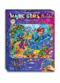 Лапландия 57476 Мозаика Magic Gems Русалка