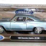 Welly 22417 Модель винтажной машины 1:24 Chevrolet Impala 1965 - welly_Chevrolet_Impala_1965.jpg