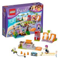 Lego Friends 41099 Лего Подружки Скейт-парк Хартлейк сити
