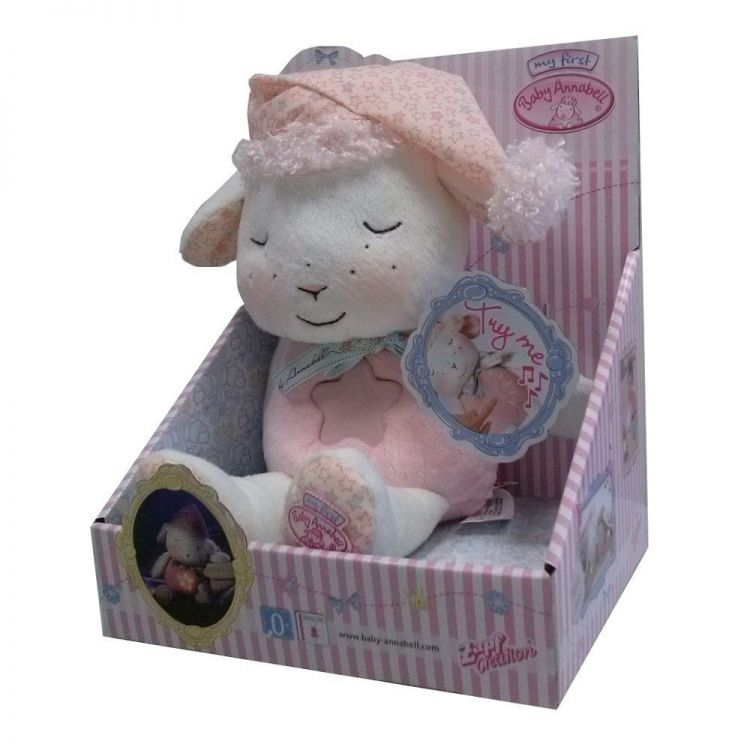 Zapf Creation my first Baby Annabell 793-787 Бэби Аннабель Овечка для сна