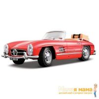 1:18 Сборка - MERCEDES BENZ 300 SL TOURING (1957)