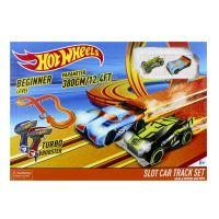 KidzTech 83107 Гоночный трек Hot Wheels 380 см, на батарейках