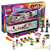 Lego Friends 41106 Лего Подружки Поп звезда: гастроли