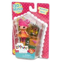Lalaloopsy Mini 533085 Кукла Лалалупси Мини Времена года Осень