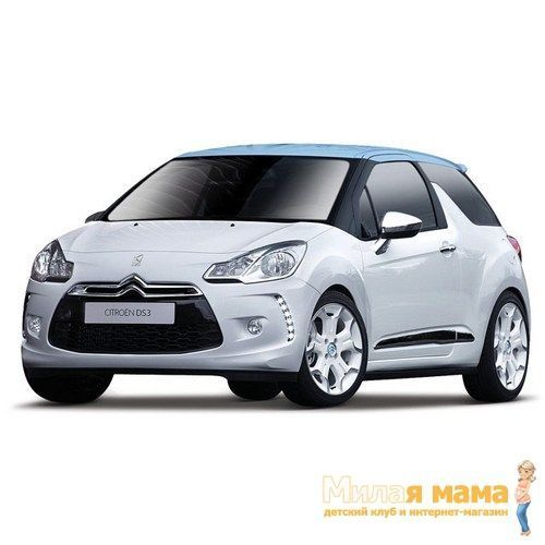 1:32 автомобиль Streer Fire Citroen DS3