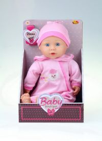 Holly Everlasting PT-00957 Кукла Baby boutique, 40 см