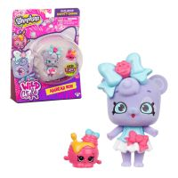 Moose 56965 Shopkins Фигурка Shoppet Амбер Боу
